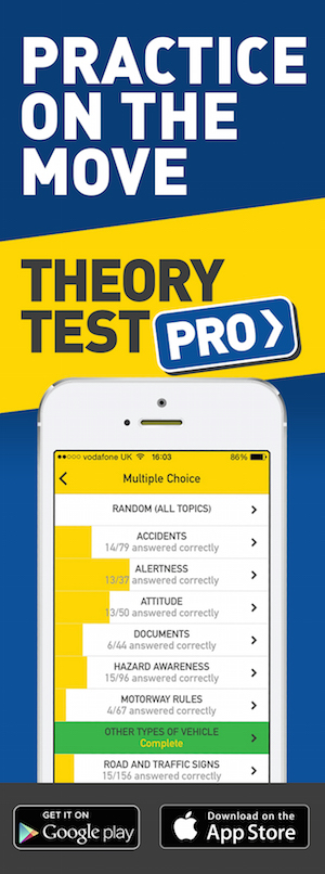Theory Test Pro in partnership with Elite Driving School